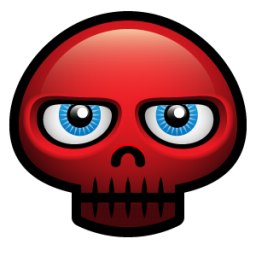 Red-Skull-icon