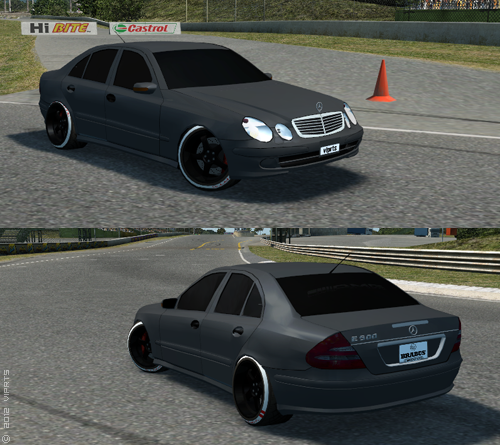 post_XR_Mercedes_Benz_E500Mercedes Benz E500