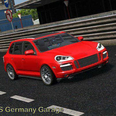 Lfs Porsche 4x4 Yaması