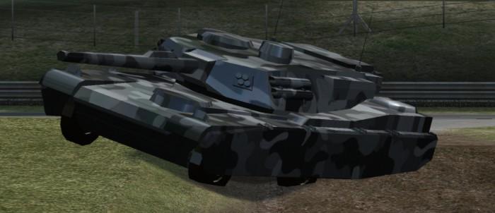 amerikan savaş tankı abraham banner_tank