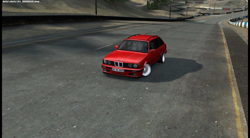 lfs e30 bmw vagon