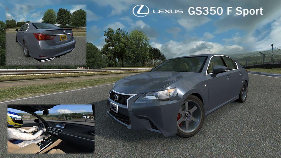 2013 Lexus GS350 F Sport