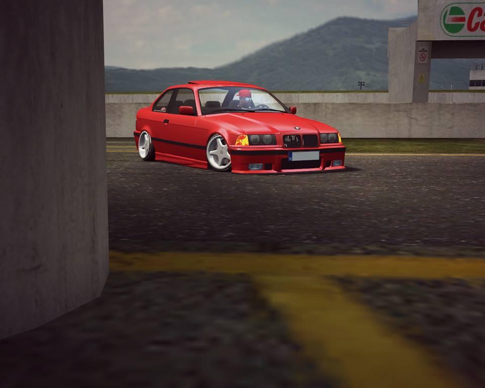 BMW E36 M3-Deep Yapim 2