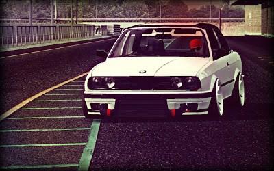 Bmw e30 Turbo mod ve XR mod