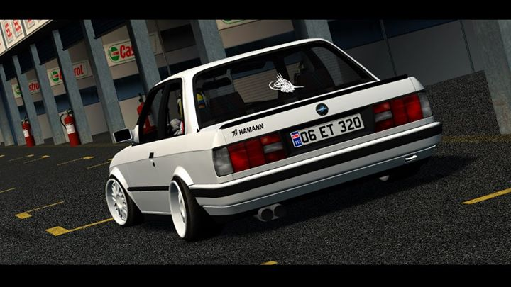 Arabalar Tweak+Farlar+e36+e30+Jant.