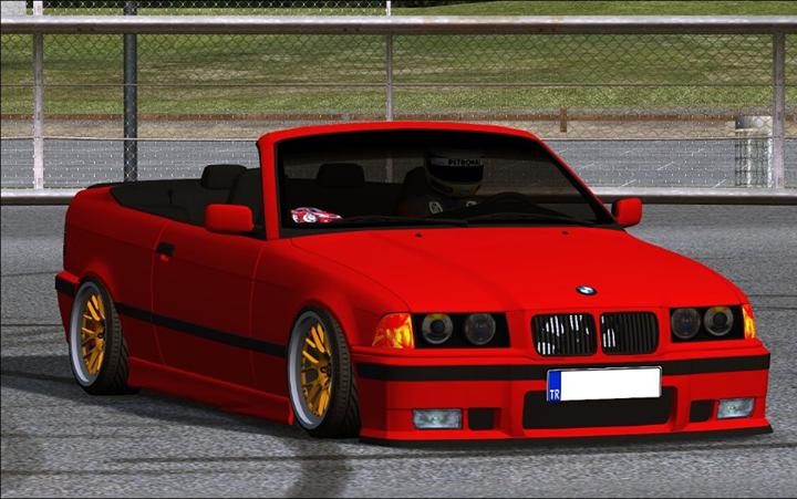 BMW E36 M3 Cabrio - Deep Yap-m