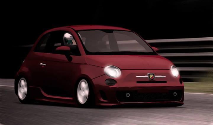 Fiat 500 Araç Yaması