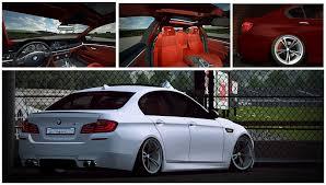 Lfs BMW M5 yoğun araba yaması