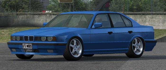 BMW E34 Beta1 banner_e34