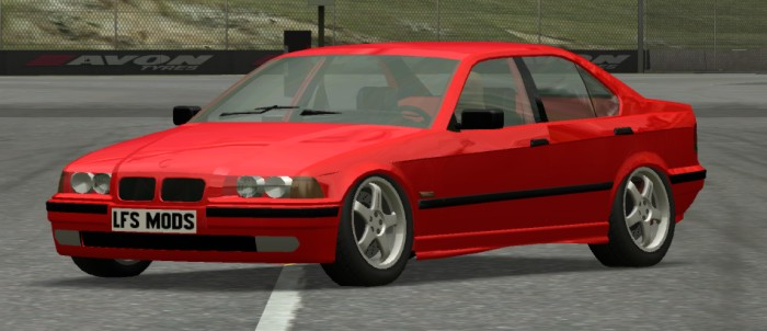 BMW E36  banner_bmw_e36 by alpine