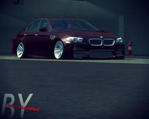 BMW-M5-YAYLA