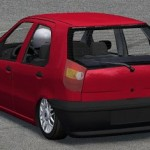 Fiat Palio Lfs Fiat Palio araba yaması