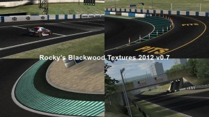 Live For Speed FrenBay BlackWood pistinde hd  kalitesi Lfs FrenBay hd kalite blackwood pistinde