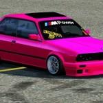 bmw E30 lfs -SKUNK TEAM E30