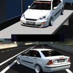 Ford Focus Sedan lfs