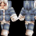 Minecraft Eskimo Skin