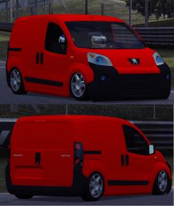XF - Peugeot Bipper