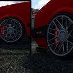 BBS Lemans Wheel yani jant yaması tweak - [2013] 2 lfs