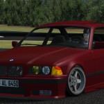 b Lfs BMW E36 M3+skins+tweak 2