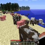 Craftable Animals Mod for Minecraft beta
