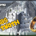 Minas Tirith Map Minecraft – Yüzüklerin Efendisi Haritası Minas-Tirith-Lord-of-the-Rings-Map