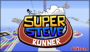 Super Steve Runner Haritası Super-Steve-Runner-Map