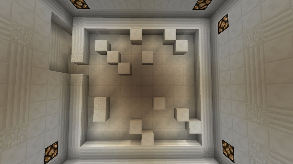 The Code III Map Haritası For Minecraft 4