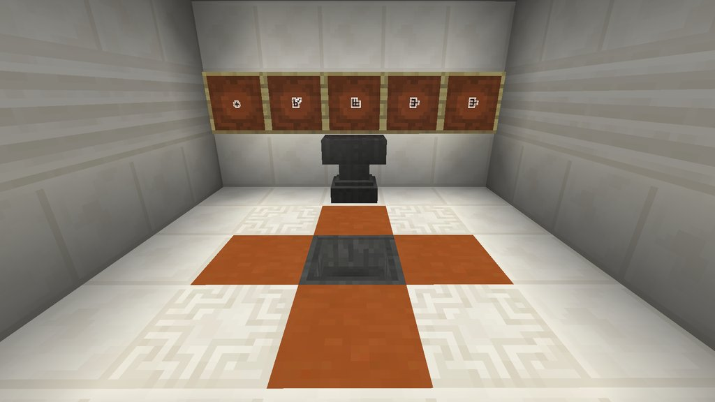 The Code III Map Haritası For Minecraft 6