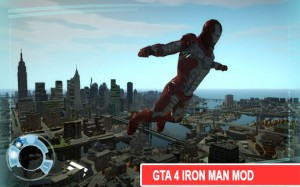 gta 4 iron man