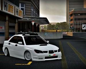Lfs Live For Speed Sanayi SUBARU + SKODA yaması ve tweak LiveForSpeedSanayiSUBARU + SKODA LİNK 2