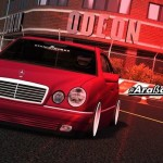 Lfs Mercedes Benz W210 E200 ve tweak Mercedes Benz -W210 -E200