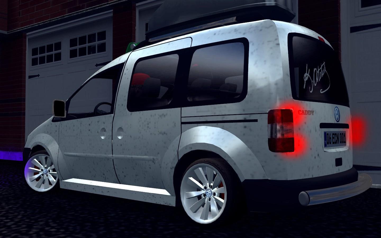 lfs vw caddy port bagajlı araç ve vw scirocco jant yaması | online