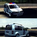 Wosvagen Caddy Polis