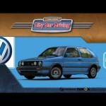 City Car Driving 1.4 – Volkswagen Golf GTI 16V Araba Yaması