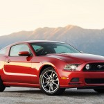 City Car Driving 1.4 Ford Mustang 2013 Model Araba Yaması 5oLadM
