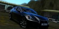 Lexus-GS-350-F-SPORT city car driving mod picture