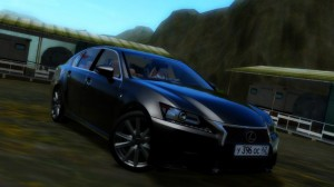 Lexus-GS-350-F-SPORT city car driving mod picture